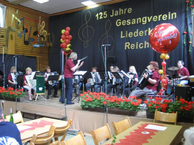 """125 Jahre Gesangverein """"Liederkranz Reichental"""""""