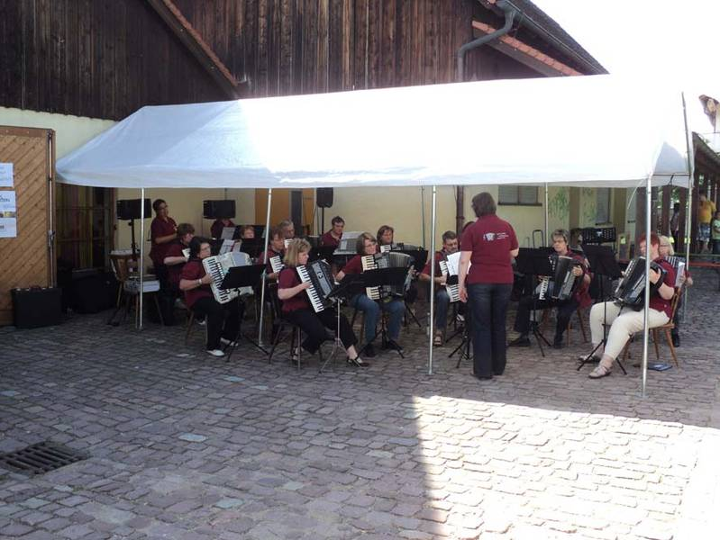 Kelterfest in Muggensturm
