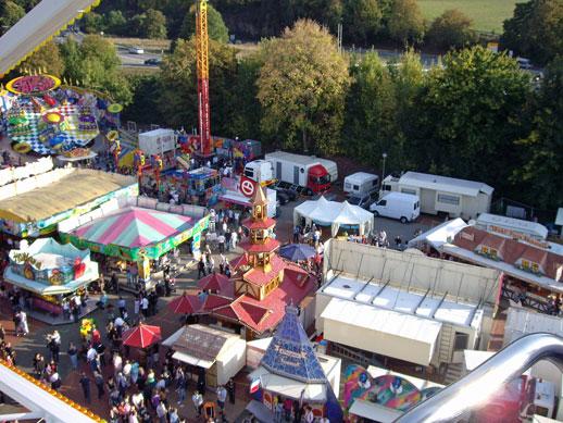 Herbstmesse Gaggenau 2009