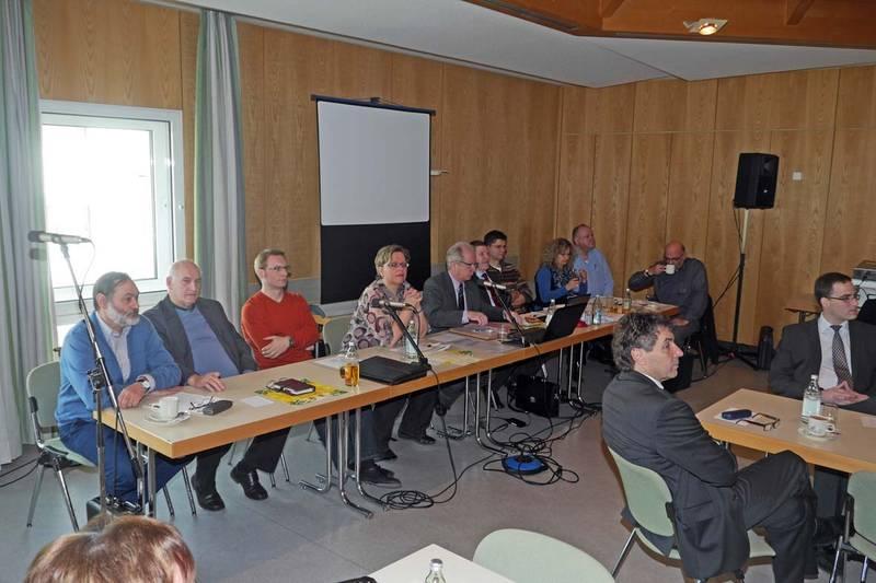 DHV Bezirksversammlung in Gaggenau