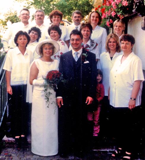 Hochzeit von Carina und Jürgen